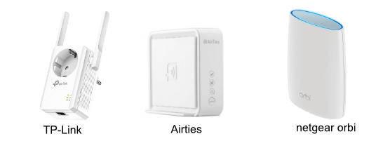 WLAN (Wifi) Alternativen mit WLAN Repeater  oder Mesh Netzwerken